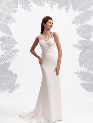 Wedding Dress Blanchette