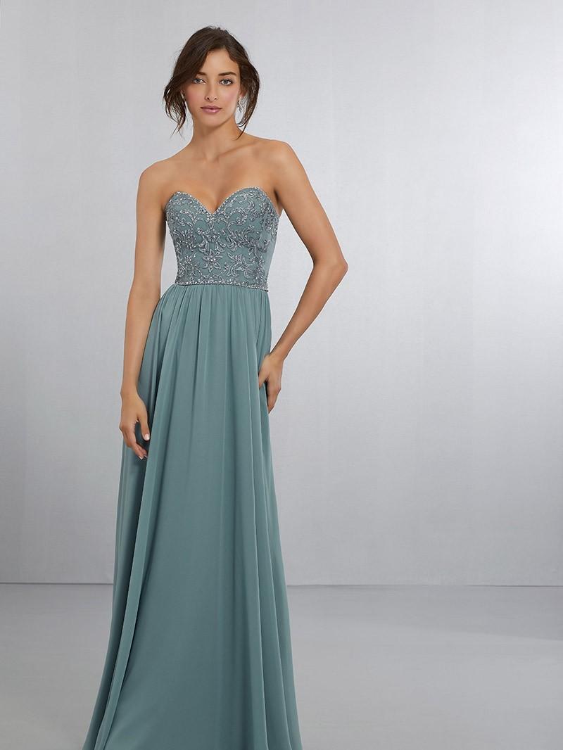 Bridesmaid Dress Mor21568
