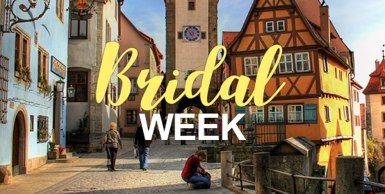 Bridal Week In Essen, Germany